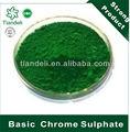 china fábrica de sulfato básico de cromo con un precio más bajo