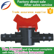 mini water valve plastic for drip irrigation system
