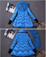 плюс размер 4xl зимой большой меховые куртки элегантных женщин вниз пальто мехом натуральной шерсти высокого качества теплые пиджаки вниз ветровки