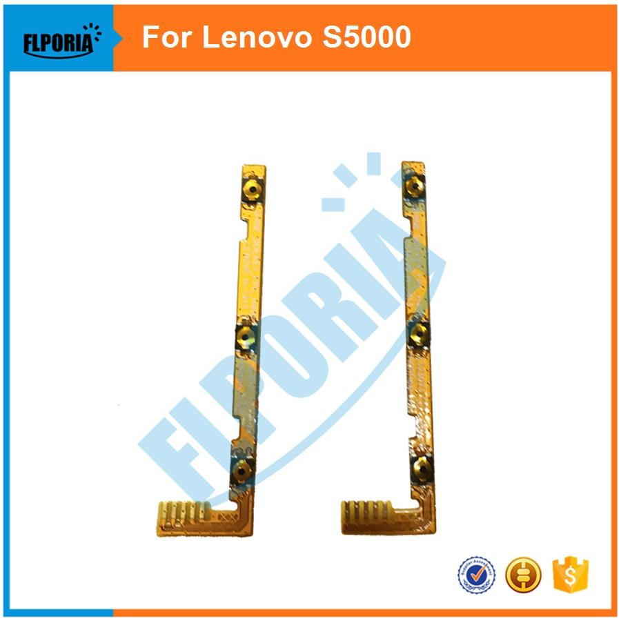 Original 100 Tested For Lenovo S5000 Power On Off Volume Button Up Len054 Down Key