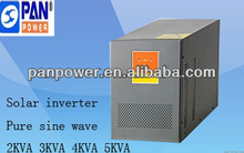 Hybrid solar inverter DC to AC wind turbine solar panel used