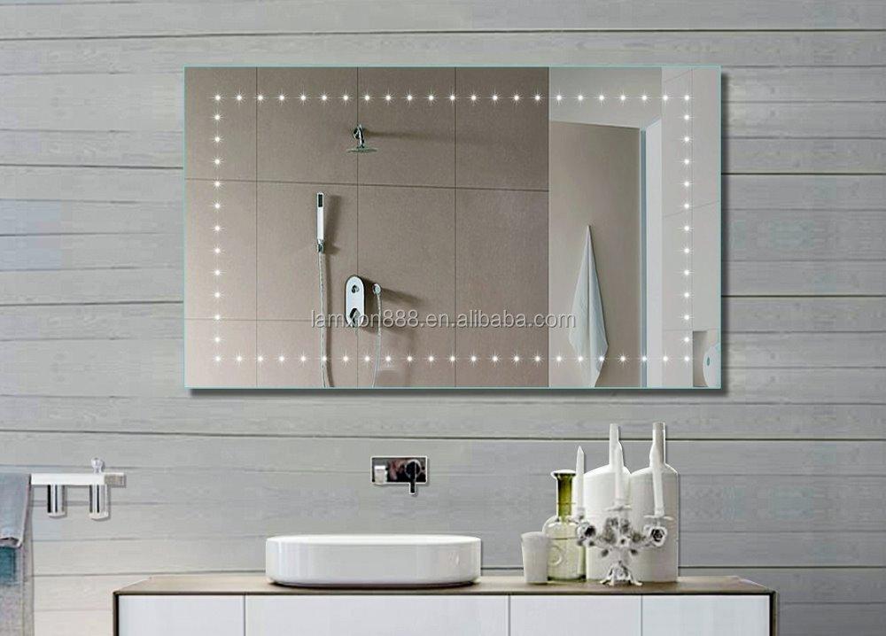 ul standard antibue miroir de douche miroir grossissant pour salle de bains rtro - Miroir Salle De Bain Antibuee Radio