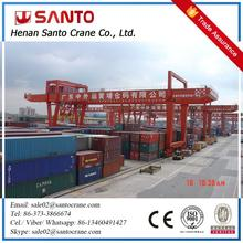 CE/ISO Standard Steel Structure 10Ton Container Handling Crane