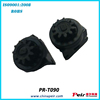 Hot selling air conditioning electric air damper for auto spare parts