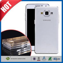C&T Clear Crystal Gel TPU Soft Case,Ultra Thin Cellphone Back Skin Protective Case Cover For Samsung Galaxy A8