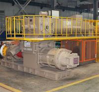 made in china steel body german technology brick machinery foam glass block making machine