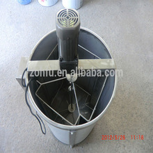 beekeeping equipment automatic 4frame manual honey extractor extraction machine