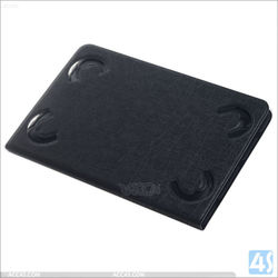 """Tablet Transformer Leather Case Cover With 4-Corner Fixed, Foldable Stand Tablet Universal Leather Cover for 8""""/9""""/10"""""""