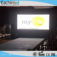 new product P4 mm wall stage led display panel indoor led screen rental led video panel screen
