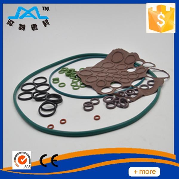 шанхай производства оптом резиновые кремния уплотнительное кольцо