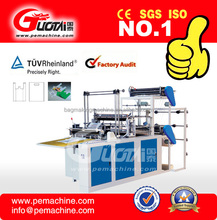 2015 CE Standard Automatic Plastic Bag Cutting Machine For Shopping Bag & Garbage Bag