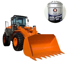 Good adhesion primer for machinery