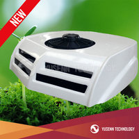 Roof Top Mounted DC12V 24V Truck Cab Air Conditioner