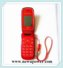 2015 China OEM / ODM with MP3 / MP4 / FM / Bluetooth / Camera qwerty keyboard flip mobile phone for old people