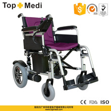 Rehabilitation Therapy Supplies modern ultralight folding automatic wheelchairs for disabled people