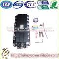 Nova fibra caixa de emenda óptica/splice encerramento/splice do armário& bandeja de fibra óptica caixa