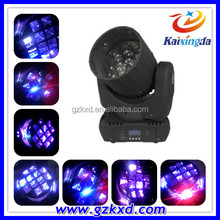 12*10w 4in1 DJ Party Show Beam LED Moving Head Light