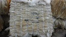 100% LDPE clear/natural scrap film bales (supersacks)