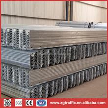 AASHTO M180 steel galvanized highway guardrail
