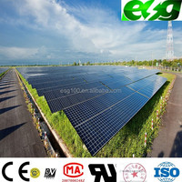 ESG High Efficience Flexible 150w Mono Solar Panel With PV Certificate
