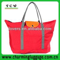 Good zipper style shopping bag/eco bags shopping