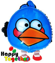 HAPPY TOGETHER Factory Wholesale 2015 Hot Sale Self Sealing Bird Shaped Balloons