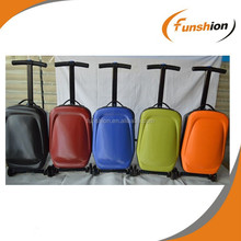 China factory scooter luggage,cute business suitcase for girl&boy