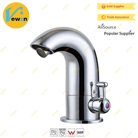 EWin infrared automatic hot cold sensor faucet Item:EW-140