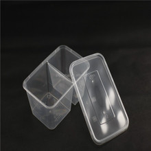 China supplier fast food packaging box