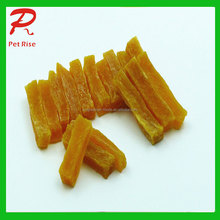 Natural Pet Food Air Dried Chinese Sweet Potato Strips Whole Sale Dried Food
