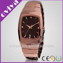2014 novos produtos açoinoxidável men watch