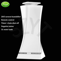 Ultrasonic Cool Mist Germ Free Digital Humidifier with Remote,korean air humidifier, medical humidifier