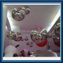stainless steel high quality hollow gazing ball