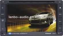 THE MOST POPULAR CAR DOUBLE DIN DVD/ TOUCH SCREEN WITH IPOD/TV/SD SLOT