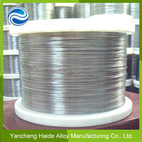 alibaba express nicrome wire NiCr 80/20 heating resistance alloy wire made in china