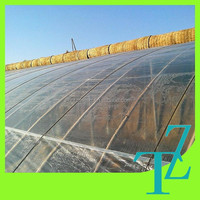 hot promotion agricultural clear plastic anti-uv greenhouse film with competitive price
