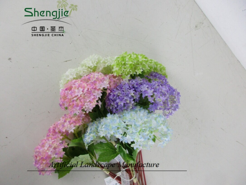 Pink Guelder-rose Snowball Bouquet Flower For Decoration,Fake ...