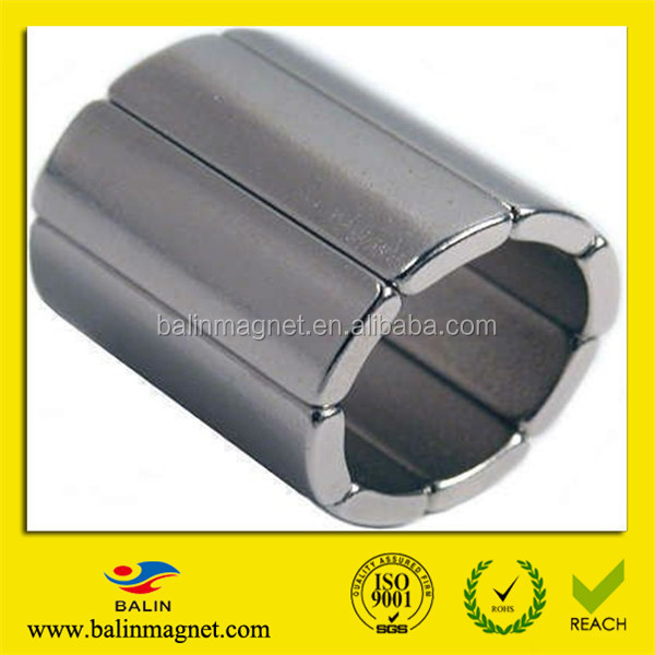 Permanet magnet for motor or generator