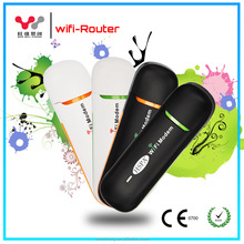 Pocket OEM HSPA+ 3G Wifi Router for Internet with High Quality