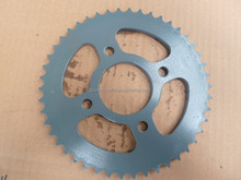 45# Steel Replacement Motorcycle Sprocket Kit from China Factory