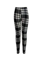De las nuevas mujeres de moda negro las medias de las medias de látex sexy pantalones de las polainas