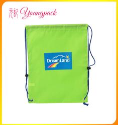 Custom High Quality Promotional Small Drawstring Bag