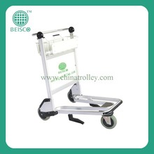 High Quality Airport Trolley Cart Factory Delivery