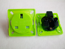 With cover 110V waterproof outlet