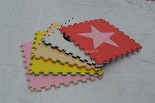 Material plástico e construção Toy / DIY brinquedo / brinquedo educacional estilo eva piso mat & Judo arte marcial estilo MMA grappling mat