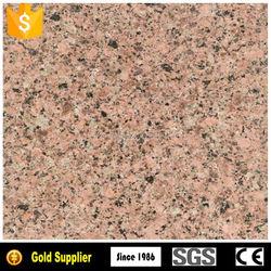 Guangzhou Foshan flamed brushed black granite for Floor