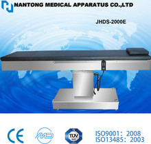 medical equipments operating table beds JHDS-2000E