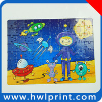 cartoon design paper board boys and girls toys