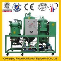 main plant and powerful used engine oil regeneration machine