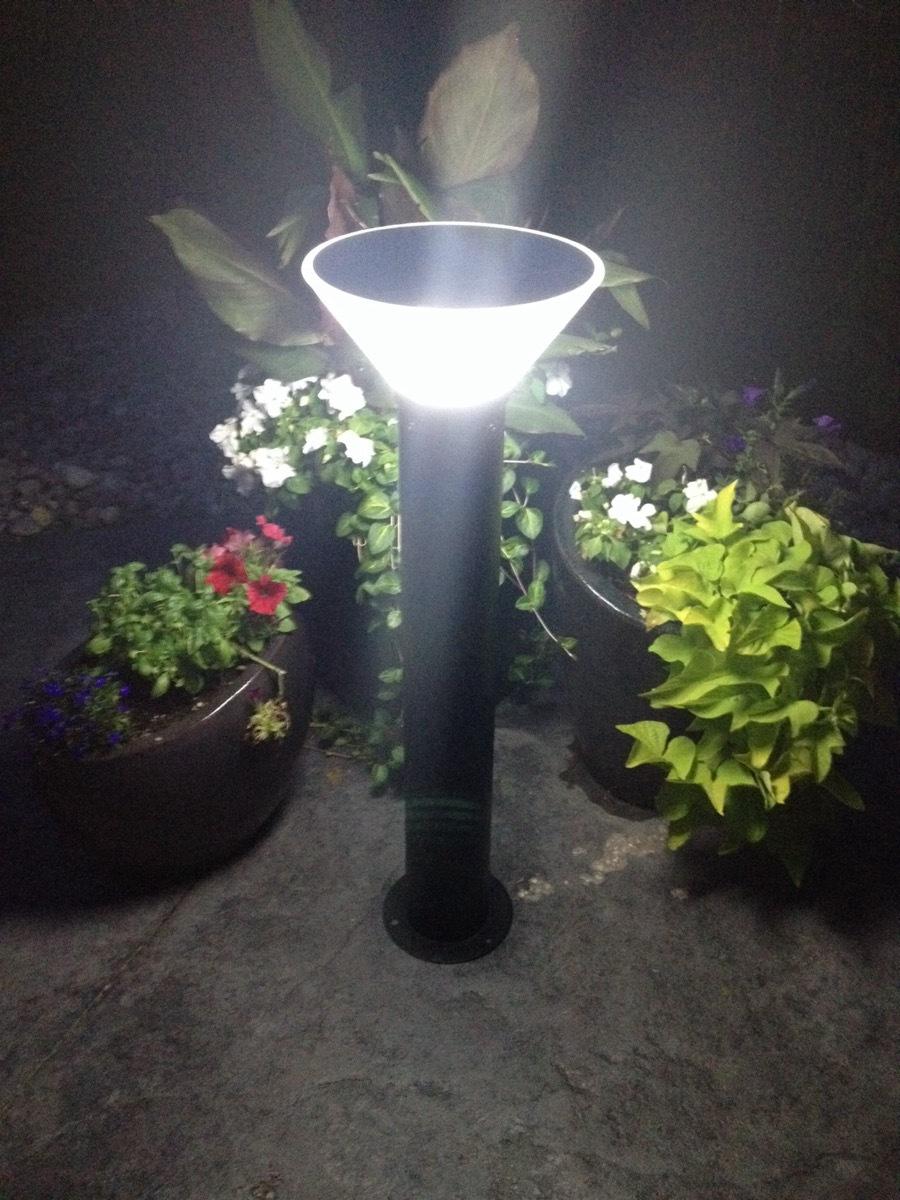 led solar lights for garden park countryard decorative led lights